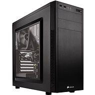 Corsair 100R Carbide Series Black - PC Case