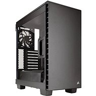 Corsair Carbide Series 400C Clear black - transparent side panels