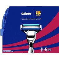 Gillette Mach3 - FC Barcelona cartridge design