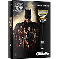 GILLETTE Fusion Proshield JUSTICE LEAGUE Batman kazeta - Dárková sada