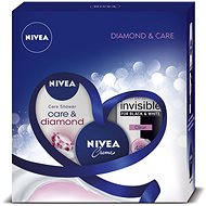 NIVEA Deo Clear dárkové balení péče se třpytem diamantů - Dárková sada