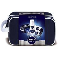NIVEA Men Sensitive dárková taška pro muže s citlivou pletí - Dárková sada