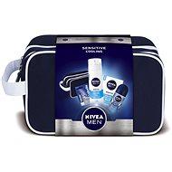 NIVEA Men Cool dárková taška pro chladivý pocit úlevy - Dárková sada