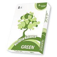VICTORIA Balance Green A4 - recyklovaný - Papír