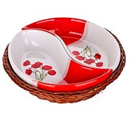 BANQUET RED POPPY 20,5cm A00833