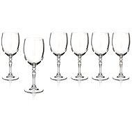 BANQUET Lucille Crystal A05783 - Sada pohárov