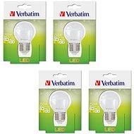Verbatim LED 3.1W E27 2700K set 4 Stück - LED-Lampen
