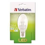 Verbatim 3.1W LED E14 2700K - LED žárovka