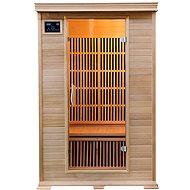 HealthLand Deluxe 2002 Carbon - Sauna