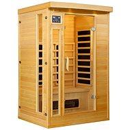 HealthLand Deluxe 2220 CR/CB - Sauna