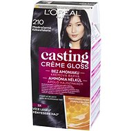 L´ORÉAL CASTING Creme Gloss 210 Modročierna