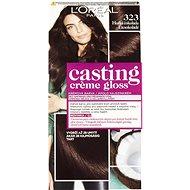 ĽORÉAL CASTING Creme Gloss 323 Hořká čokoláda