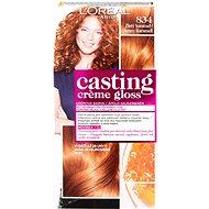 L´ORÉAL CASTING Creme Gloss 834 Medená zlatá blond