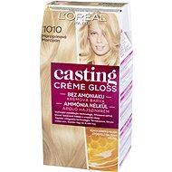 ĽORÉAL CASTING Creme Gloss 1010 Blond světlá ledová