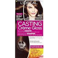 L'ORÉAL CASTING Creme Gloss 403 Intezivní čokoládová - Barva na vlasy