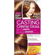 L´ORÉAL CASTING Creme Gloss 7304 Škoricová