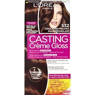 L´ORÉAL CASTING Creme Gloss 532 Čokoládová pralinka