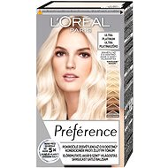 L'ORÉAL PARIS Les Blondissimes Préférence Extreme Platinum - Barva na vlasy