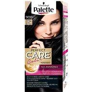 SCHWARZKOPF PALETTE Perfect Care Color 900 Hedvábný sytě černý 50 ml - Barva na vlasy