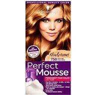 SCHWARZKOPF PERFECT MOUSE 750 - Pralinka 35 ml - Barva na vlasy
