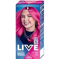 SCHWARZKOPF LIVE Color XXL 93 Shocking Pink 50 ml - Barva na vlasy