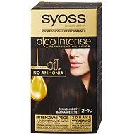 SYOSS Oleo Intense 2-10 Černohnědý 50 ml - Barva na vlasy