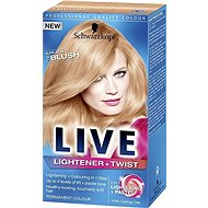 SCHWARZKOPF LIVE Lightener & Twist 103 Peach Blush 50 ml