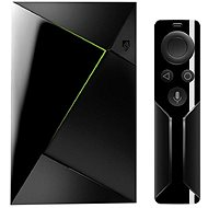 NVIDIA SHIELD TV (2017) + only with remote control - Multimedia Centre