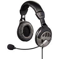 Slúchadlá s mikrofónom Hama PC Headset CS-408