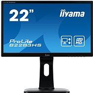 "21.5"" iiyama ProLite B2283HS - LCD monitor"