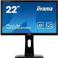 "21.5"" iiyama ProLite XB2283HSU-B1DP - LCD Monitor"