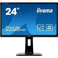 "24"" iiyama ProLite B2482HD - LCD monitor"