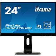 "24"" iiyama ProLite XUB2492HSU-B1 - LED monitor"