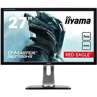 """27"""" iiyama G-Master Red Eagle GB2788HS-B1 - LCD Monitor"""