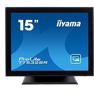 "15"" iiyama ProLite T1532SR-B3 Touchscreen Black - LCD Touch Screen Monitor"