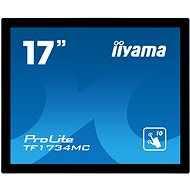 "17 ""iiyama ProLite TF1734MC MultiTouch - Dotykový LCD monitor"