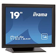 "19"" iiyama ProLite T1931SAW Touchscreen schwarz - LCD Touch Screen Monitor"