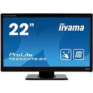 "21.5"" iiyama ProLite T2252MTS-B5 MultiTouch - Dotykový LCD monitor"