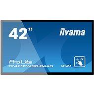 "42"" iiyama ProLite TF4237MSC-B4AG - Large-Format Display"