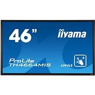 "46"" iiyama ProLite TH4664MIS Touchscreen - Large-Format Display"
