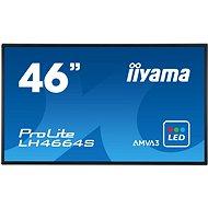 """46"""" iiyama ProLite LH4664S - Large-Format Display"""