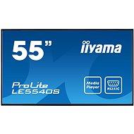 "55"" iiyama ProLite LE5540S-B1 - Large-Format Display"
