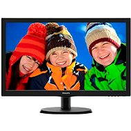 "21.5"" Philips 223V5LHSB/00 - LED monitor"