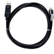 PremiumCord DisplayPort - HDMI propojovací 3m černý