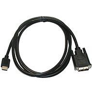 ROLINE DVI - HDMI propojovací, stíněný, 3m - Video kabel