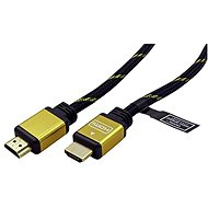 ROLINE HDMI Gold High Speed s Ethernetom (HDMI M<-> HDMI M), pozlátené konektory, 10m