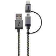 CABSTONE Lightning / MicroUSB 1m - Cable