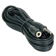 PremiumCord jack M 3.5 -> 3.5 jack F, 10m - Audio Cable