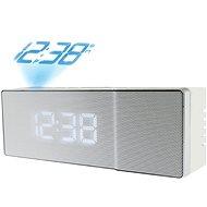 ECG RB 030 biely - Rádiobudík