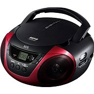 ECG CDR699USB MP3 red